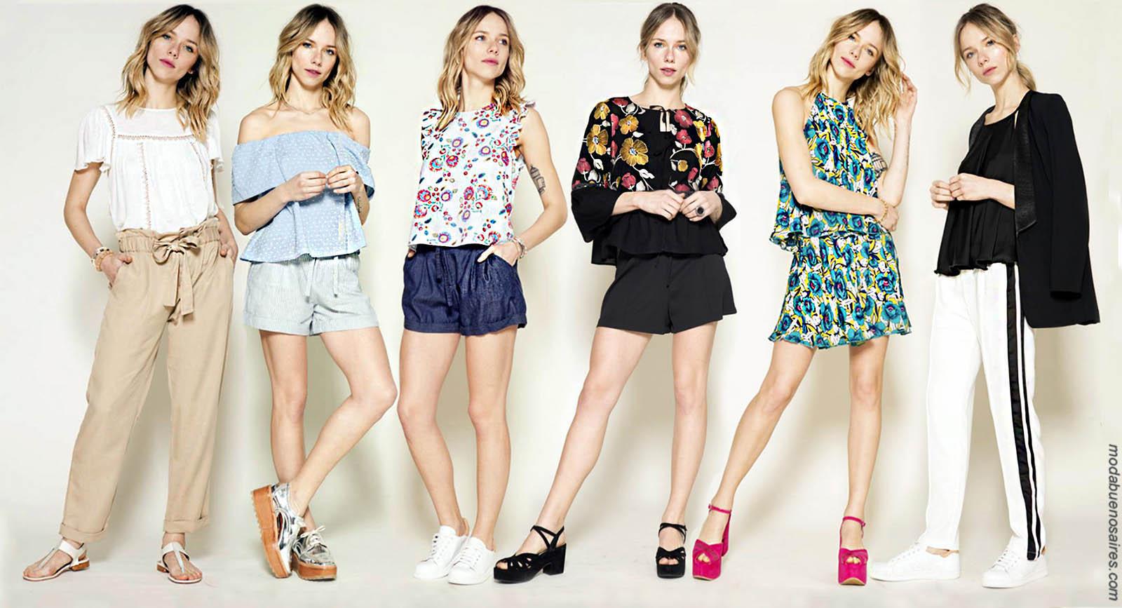 Noticas textiles moda fashion primavera verano 2018 portal avellaneda - Colores moda primavera verano 2017 ...
